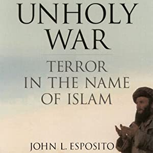 Unholy War Audiobook