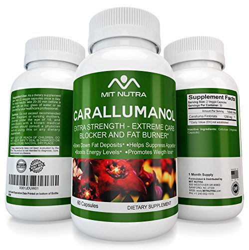 Caralluma Fimbriata Extract for Weight Loss - Carb Blocke...