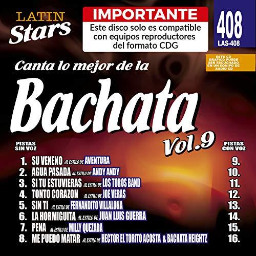 Karaoke Latin Stars Bachata 9