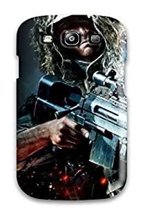 lintao diy Excellent Design Warrior Game Case Cover For Galaxy S3