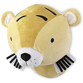 Amazon.com: Levtex Baby Tiger Head Wall Decor: Toys & Games