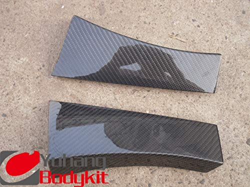 Mudguards CF 2008-2014 Skyline R35 GTR CBA DBA 13' Ver Varis fender part-4 (pair) Carbon Fiber