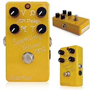 BearFoot Sparkling Yellow Overdrive 2