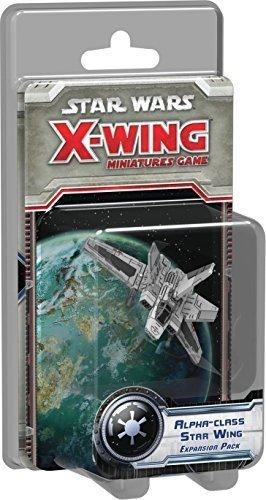 Alpha Star (Star Wars: X-Wing - Alpha-class Star Wing)