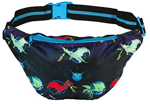 Funny Guy Mugs Dragon Fanny Pack - Space Dragon]()
