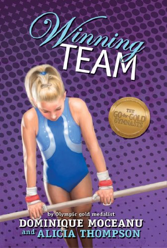The Go-for-Gold Gymnasts: Winning Team (Go-for-Gold Gymnasts, The Book 1)