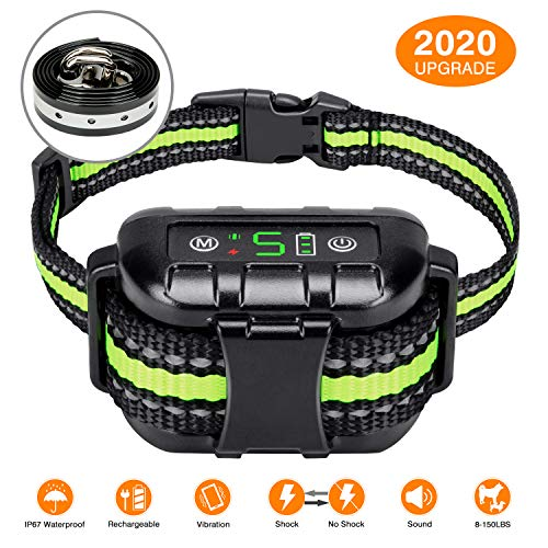 Flittor Bark Collar No