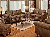 Leather Living Room Sets American Furniture Classics 4-Piece Sedona Sleeper Sofa