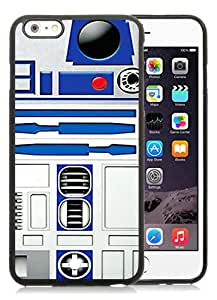 Unique iPhone 6 Plus/iPhone 6S Plus 5.5 Inch TPU Case ,Popular And Durable Designed With Star Wars Black iPhone 6 Plus/iPhone 6S Plus Cover