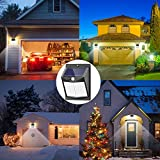 Solar Lights Outdoor, [6 Pack/3 Modes/50LED] SEZAC