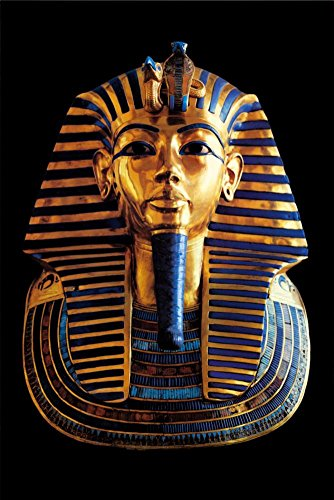 Tutenkhamun, 18th Dynasty Poster 24 x 36in - Egyptian Party Decorations