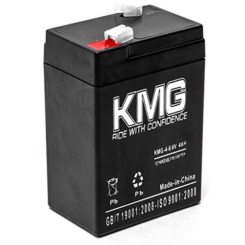 KMG 6V 4Ah Replacement Battery for Baxter Healthcare 2001 521 MICROATE INF PUMP