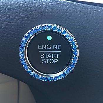 bling car decor crystal rhinestone car bling ring emblem sticker bling car. Black Bedroom Furniture Sets. Home Design Ideas