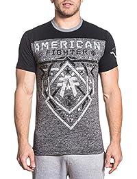 Men's Hartwell Tee Shirt Black/Heather Grey