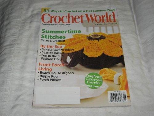 Crochet World June 2009 (Vol. 32, No. 3)