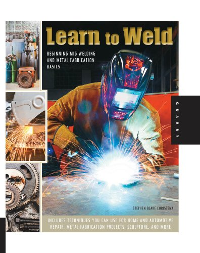 Learn to Weld by [Christena, Stephen Blake]