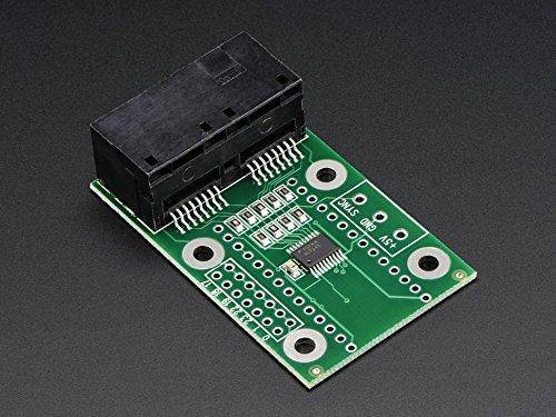 Adafruit Accessories OctoWS2811 Adapter for Teensy 3.1