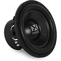 NVX 12-inch True 1000 watt RMS Dual 2-Ohm Car Subwoofer [ VC Series ] 3-Dimensional Die Cast Aluminum Basket [VCW122]