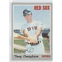 Tony Conigliaro COMC REVIEWED Good to VG-EX (Baseball Card) 1970 Topps #340