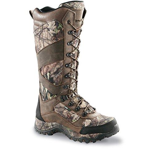Alpinsenter Menns Jakten Ii Slange 16 Vanntette Side-zip Camo Boots Mosegrodd Eik Break-up Country Mosegrodd Eik Break-up Landet