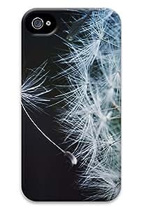 Online Designs Dandelion falling PC Hard new iphone 4 cases for teen girls wangjiang maoyi