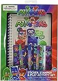 PJ Masks Sticker Stamper & Play Activity Set in Box