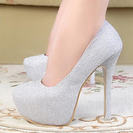 nuovo stile f6ccd f4ffe GTVERNH-scarpe con tacchi alti belle scarpe da donna ...