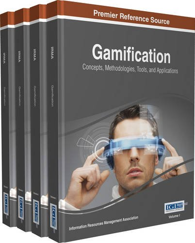 Gamification: Concepts, Methodologies, Tools, and Applications by IGI Global
