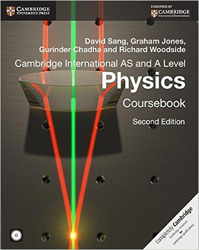 Amazon com: Cambridge International AS and A Level Physics