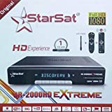 Starsat 2000 EXTREME HD Satellite Receiver H.265 HEVC