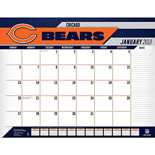 Turner Licensing Chicago Bears 2019 Desk Calendar (19998061531)
