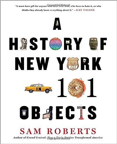 Jericho Book Club: History of New York City 4