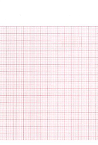 9100-029-50 Mortara Roll ECG paper for ELI 230 (210MMX30M) (5 rolls/box) by Quality Chart Paper (Image #2)