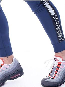 Pantalon Chandal Azul 11º Degrees Hombre (S): Amazon.es: Ropa y ...