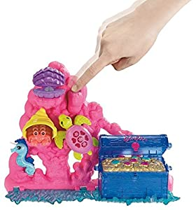 Barbie Dolphin Magic Ocean Treasure Playset