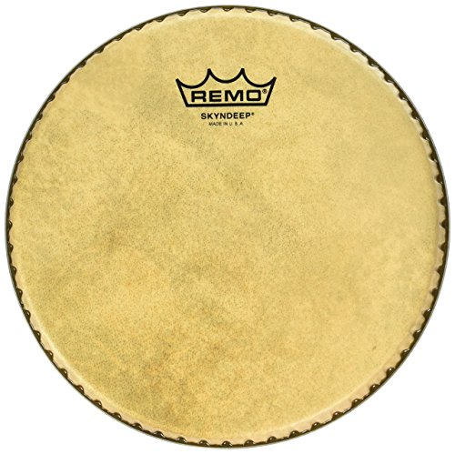 (Remo S-Series Skyndeep Bongo Drumhead - Calfskin Graphic, 8