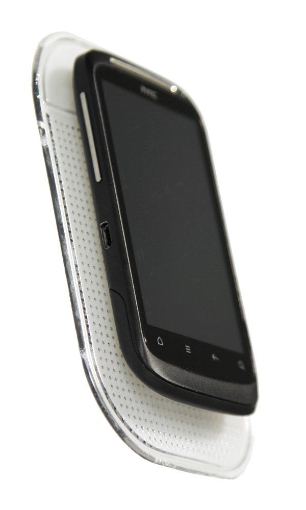 Schl/üssel COM-FOUR Antirutsch Matte Klebematte Haft Pad f/ür Smartphones Brillen UVM. Transparent - 1 St/ück