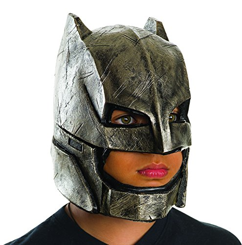 Rubie's Costume Batman v Superman: Dawn of Justice Kid's Armored Batman Full (Full Batman Costume)