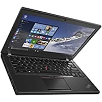 Lenovo ThinkPad X260 20F6005GUS Notebook PC - Intel Core i5-6300U 2.4 GHz Dual-Core Processor - 8 GB DDR4 SDRAM - 256 GB Solid State Drive - 12.5-inch DIsplay - Windows 7 (Certified Refurbished)