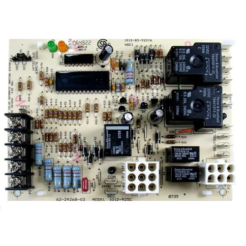 Image of 62-24268-01 - Weather King OEM Replacement Furnace Control Board Home Improvements