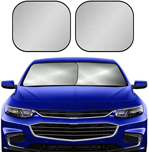 Windshield Foldable Sunshade Reflective Windshields