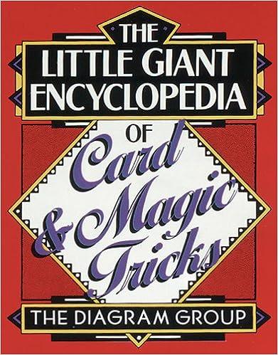 Download The Little Giant Encyclopedia of Card & Magic Tricks PDF, azw (Kindle), ePub, doc, mobi