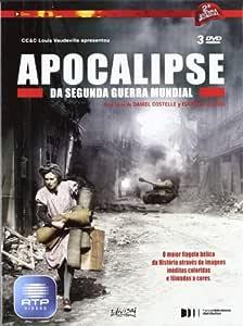 Apocalipsis: La segunda guerra mundial [DVD]: Amazon.es
