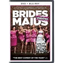 Bridesmaids (Unrated DVD + Blu-ray) (2011)