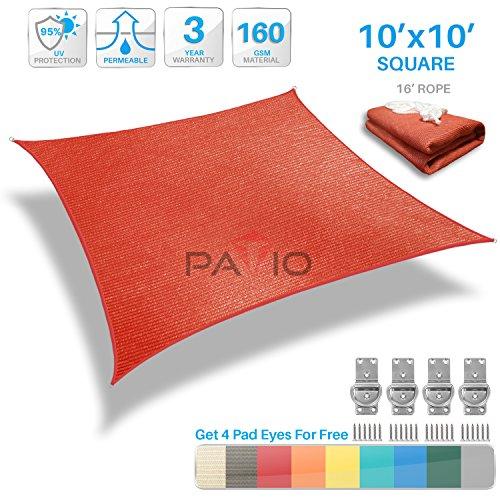 Patio Paradise Shade Square Canopy product image