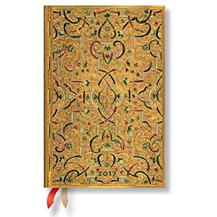 Agenda Paperblanks - (Version Alemana) goldeinlage - Mini ...