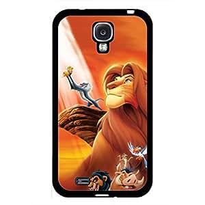 Disney The Lion King Samsung Galaxy S4 Phone Case The Lion King Phone Case Dust-Proof Cover Case Samsung Galaxy S4 Classic Phone Cover 193