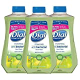 #5: Dial Complete Antibacterial Foaming Hand Soap Refill, Fresh Pear, 32 Fluid Ounces (Pack of 3)