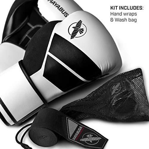Hayabusa Boxing S4 Training Gloves White Medium 14oz