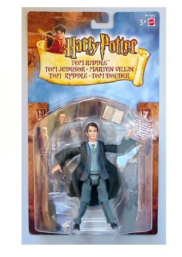 Tom Riddle Action Figure Harry Potter and the Chamber of - Mattel Potter Harry